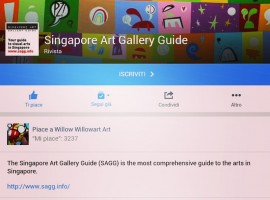 Willow on Singapore Art Gallery Guide