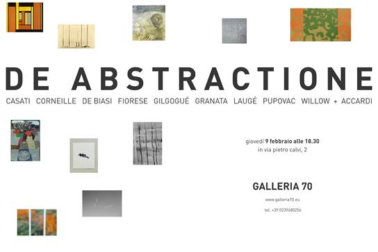 De Abstractione