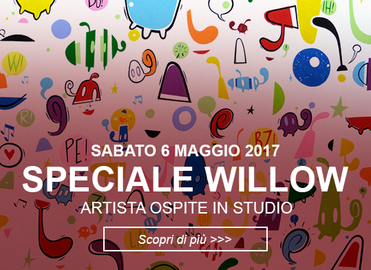 Willow ospite ad ArteInvestimenti