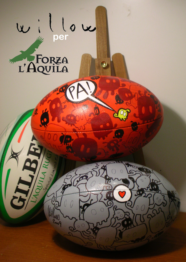 Willow, W-RUGBY