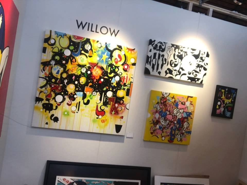Willow all'AAF Bruxelles 2018